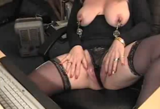 Kinky Mature on Webcam